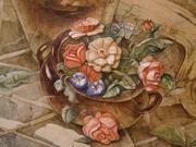 Художественное декорирование и роспись интерьера
