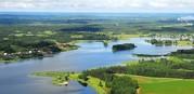 Земля на озере Селигер