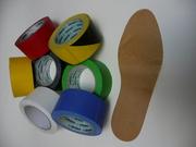Цветная лента для разметки полов производственных,  складских спортивны
