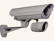 Установка видеонаблюдения. Регистраторы. Видеокамеры.