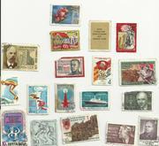 Продам марки!!!СССР Польские и Кубинские!!!!