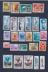 Тематические наборы марок