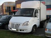 газель 10куб.1500кг изотермический фургон. Услуга перевозщика.