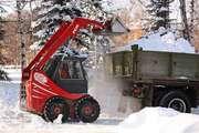 Расчистим территорию от снега !