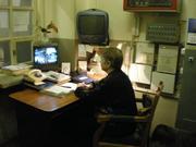Сторож-вахтер муж/жен в складской комплекс