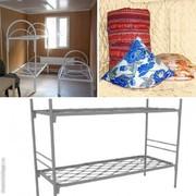 Кровать металлическая эконом класса