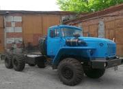 Продам Урал 4320-1951-40 шасси длиннобазовое в Твери