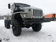Продам Шасси Урал 4320 в Твери