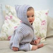 Вязанные вещи для младенцев и грудничков ручной работы