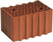 Продам крупноформатные керамические блоки размер 380х250х219
