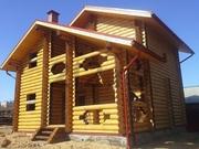 Малоэтажное строительство (срубы,  дома,  бани).