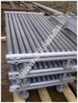 Теплообменники биметаллические с алюминиевым оребрением от ДЛН