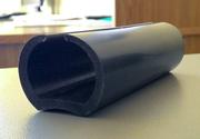 Термостойкий силиконовый промышленный уплотнитель для ворот камеры