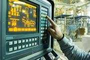 Ремонт панелей оператора,  промышленных мониторов