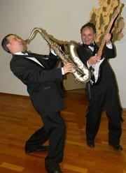 Джаз Дуэт-Парнас ! Саксофон и Гитара на Вашем Празднике !