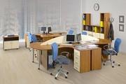 Офисная мебель,  кресла, стулья, сейфы, стеллажи